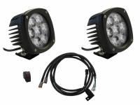 LED Lights - John Deere - LED Spot Light Kit for Gator XUV & RSX, TLG3
