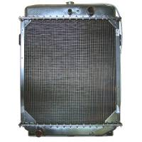 Cooling System - John Deere - FP144483 - Case/IH RADIATOR