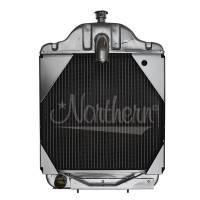 Cooling System - Case/IH - FP39344 - Case/IH RADIATOR