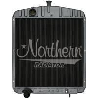 Cooling System - Case/IH - FP184365 - Case/IH RADIATOR