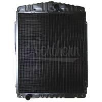 Cooling System - John Deere - AH124727 - For John Deere COMBINE RADIATOR